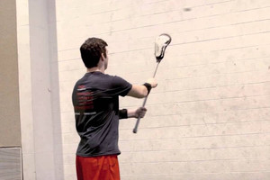 Kevin Crowley Wallball Routine